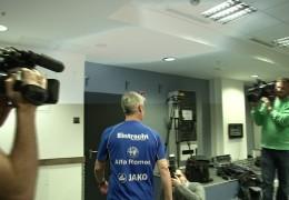 Armin Veh verlässt Eintracht Frankfurt