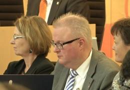 Hessischer Finanzminister Thomas Schäfer zu Gast im Studio