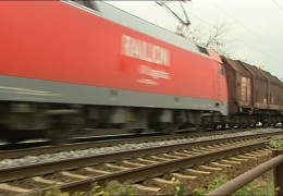 Neues Gutachten zum Bahnlärm im Mittelrheintal