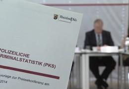 Rheinland-pfälzische Kriminalstatistik