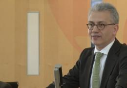 Hessischer Wirtschaftsminister Tarek Al-Wazir zu Lärmschutz