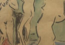 Expressionist Ernst Ludwig Kirchner
