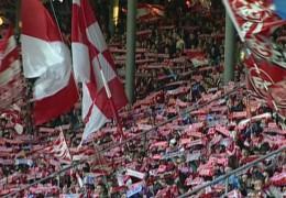 1. FC Kaiserslautern : St. Pauli