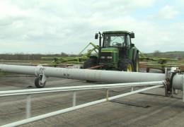 Traktorenteststrecke