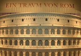 """Ausstellung """"Traum von Rom"""""""