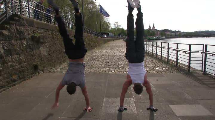 "Street-Workout ""Calisthenics"""