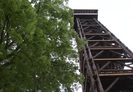 Goetheturm wieder eröffnet