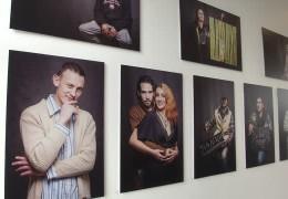 Fotoausstellung im Drogenhilfezentrum Eastside in Frankfurt