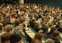 Erstsemester an Mainzer Uni