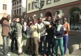 Gaststudenten aus Ruanda in Rheinland-Pfalz