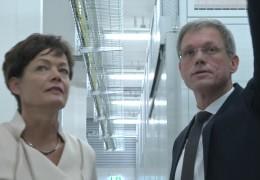 Weltweit größter Datenaustauschpunkt in Frankfurt