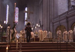 Leibwächter von Kardinal Lehmann