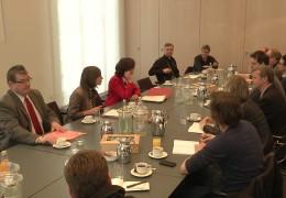 Malu Dreyer zieht Konsequenzen aus Nürburgring-Urteil