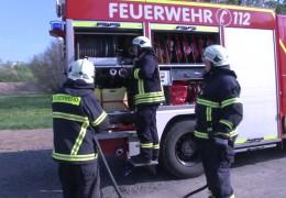 Nachwuchskräfte für die Freiwillige Feuerwehr