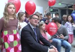 """Initiative """"Hessen schafft Wissen"""""""