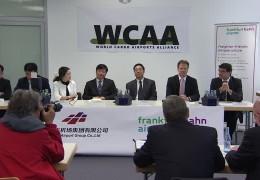 Flughafen Hahn unterzeichnet Frachtabkommen