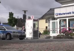 Banküberfälle im Westerwaldkreis und im Landkreis Altenkirchen