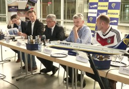 15 Jahre Flughafen Hahn im Hunsrück