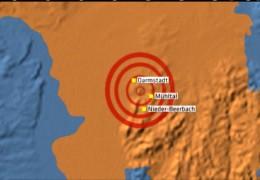 Erdbeben in Hessen
