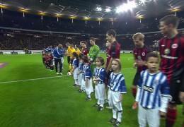 Junge aus Hessen beim Champions League Finale