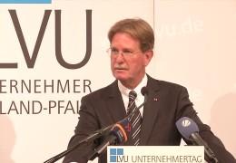 Unternehmertag Rheinland-Pfalz