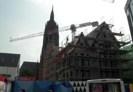 """""""Neue"""" Frankfurter Altstadt"""