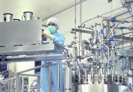 """""""Mars"""": Neue Produktionsstätte von Novartis"""