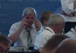 Politik-Prominenz auf dem Hessentag