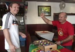 Fußball-WM: Deutschland gegen Portugal