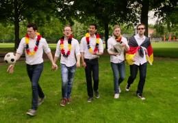 WM-Spendensong aus Mainz für Kinderhilfsprojekt