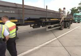 Landesweite LKW Kontrollen in Rheinland-Pfalz