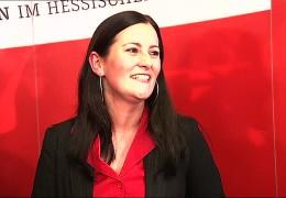 Janine Wissler zu Gast im Studio