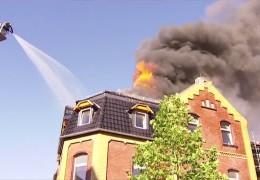Brand in Bebra: 500.000 Euro Schaden