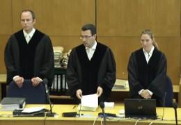 Urteil im Prozess um getöteten Briten im Club U60-311