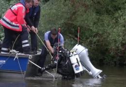 Wasserschutzpolizei sucht nach vermisstem Ehepaar aus Maintal
