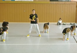 Erfolgreiche Hip-Hop-Tänzer aus Bad Kreuznach