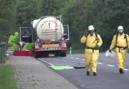 Gefahrgut-Unfall bei Mendig