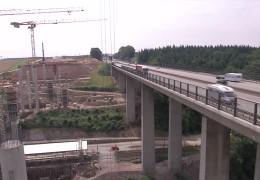 """Bauprojekt """"Lahntalbrücke"""""""