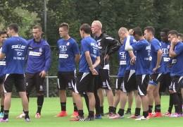Schlussphase der Vorbereitung beim FSV Frankfurt und SV Darmstadt 98