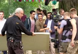 Kinofilmproduktion in Frankfurt