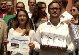 Schauspieler kämpfen für Bad Hersfeld Festspiel-Intendant