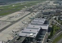 Baugenehmigung für Flughafen-Terminal 3