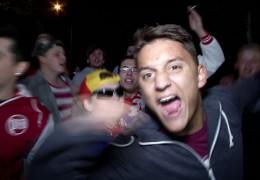Der DFB-Pokaltraum geht für die Kickers weiter