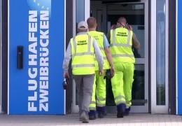 Streit um Flughafen Zweibrücken