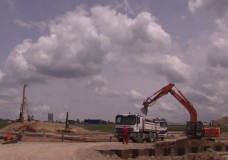 Bauprojekt Riederwaldtunnel