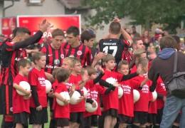 Saisonstart Eintracht Frankfurt