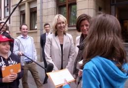 Bundesfamilienministerin Schwesig in Rheinland-Pfalz