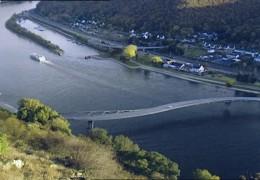 Streit um Mittelrheinbrücke