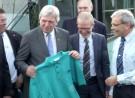 Ministerpräsident auf Sommer-Tour