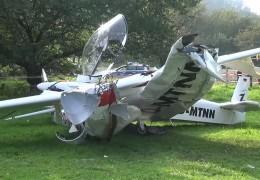 Flugzeug-Kollision in Rheinland-Pfalz